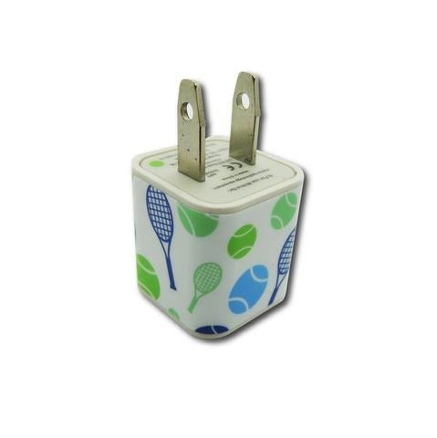Tennis USB Adaptor Plug