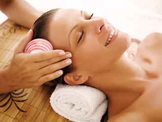 Massage aux Coquillages