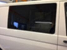 VW Volkswagen T5 T6 Window Fitting Installation