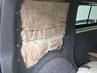 Van insulation & lining example