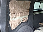 Van insulation & lining example
