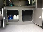 Van Conversion Water Heat & Gas Pack