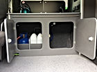 Van Conversion Water Heat & Gas Pack