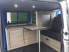 Van Conversion Bespoke Furniture Example