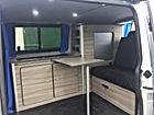 Van Conversion Bespoke Furniture Example