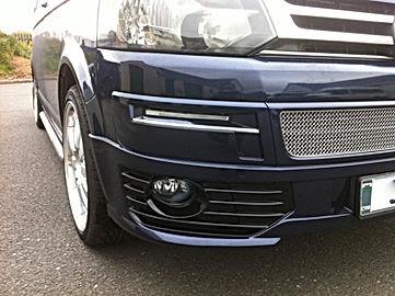 Volkswagen VW T5 T6 Facelift