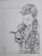 Evan Portrait