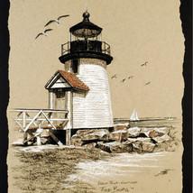 Brant Point Lighthouse - Nantucket, Mass.
