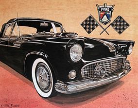 55' Ford Thunderbird