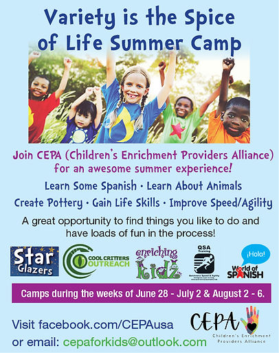 CEPA Summer Camp