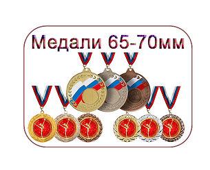 Медали гимнастика