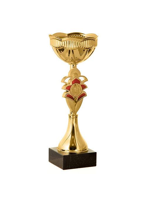 Кубок призовой П074. Размеры: 25 см, 27 см
