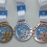 Медали из акрила