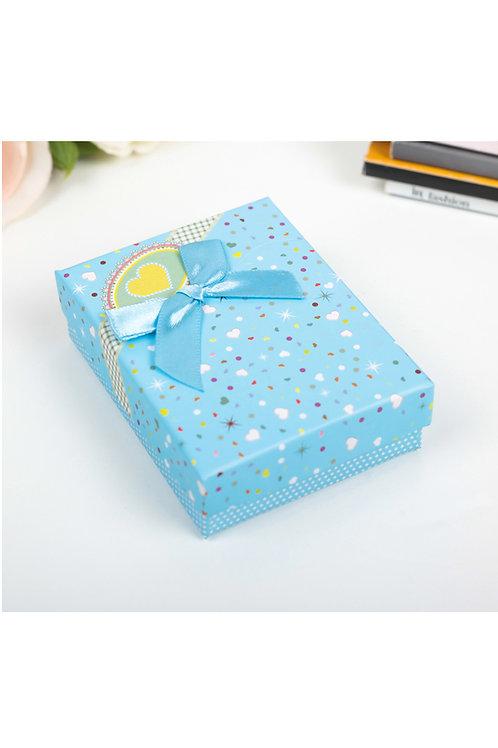 Коробка подарочная 7 х 9 х 2,5 см