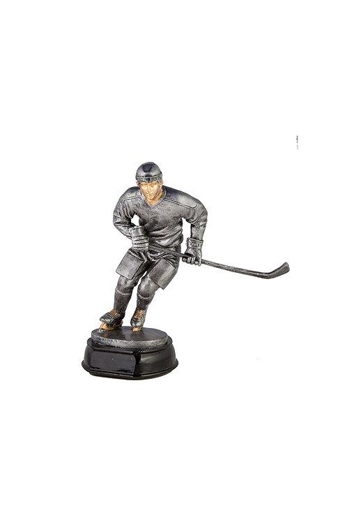 """Фигура литая """"Хоккей"""" 26 см"""
