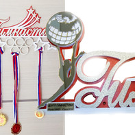 Медальницы на заказ с вашим логотипом