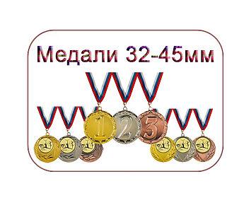 Медали для гимнастики