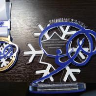 Награды и медали из акрила
