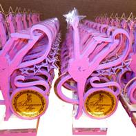 Награды из акрила для художественной гимнастикт