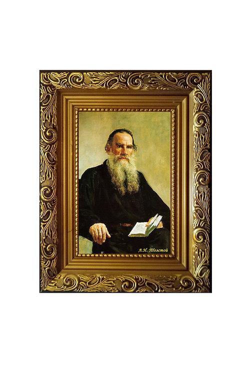 "Сувенир ""Портрет на холсте Толстой А.Н. """