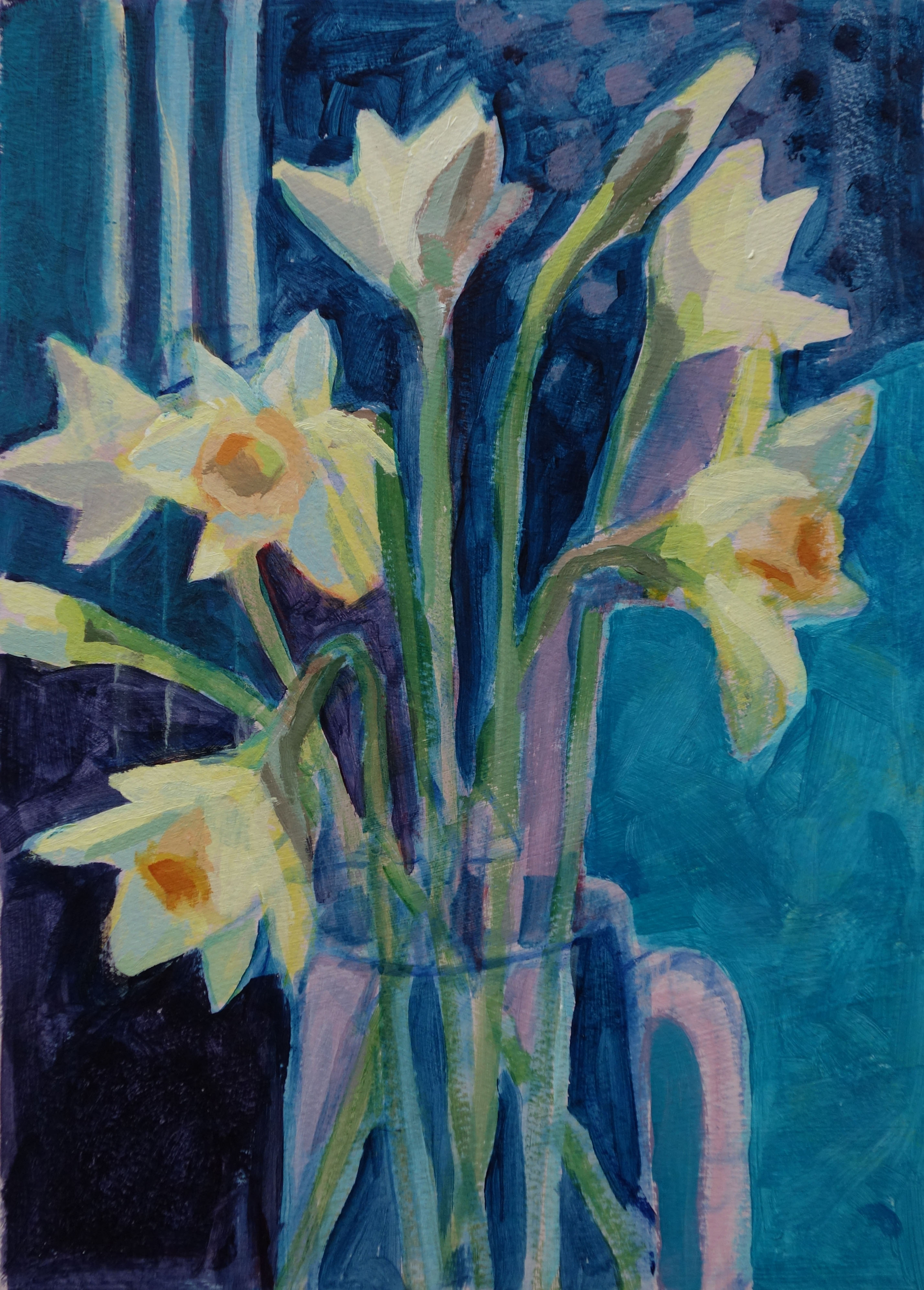 Narcissi (SOLD)