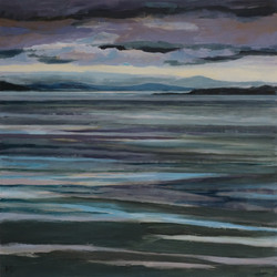 Stormy Light, Hilbre (SOLD)