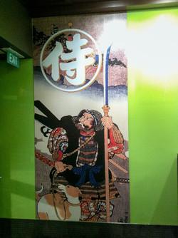 Samurai Teppanyaki