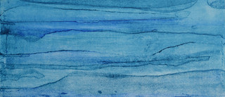New Waves, collograph