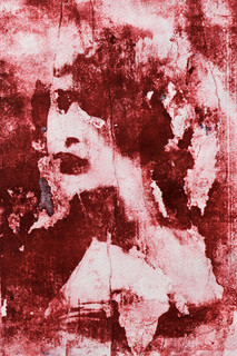 All Was Lost, monotype print