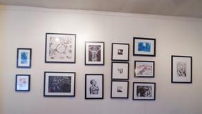 Print exhibition Woodbridge