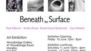 Beneath the surface exhibition