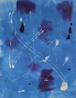 Untitled, monoprint