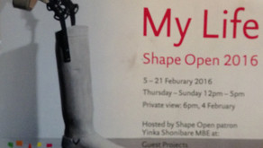 Shape open, My Life