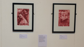Composition Exhibition at Lichfield Cathedral