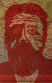 Pip, Linocut by Fae Kilburn.