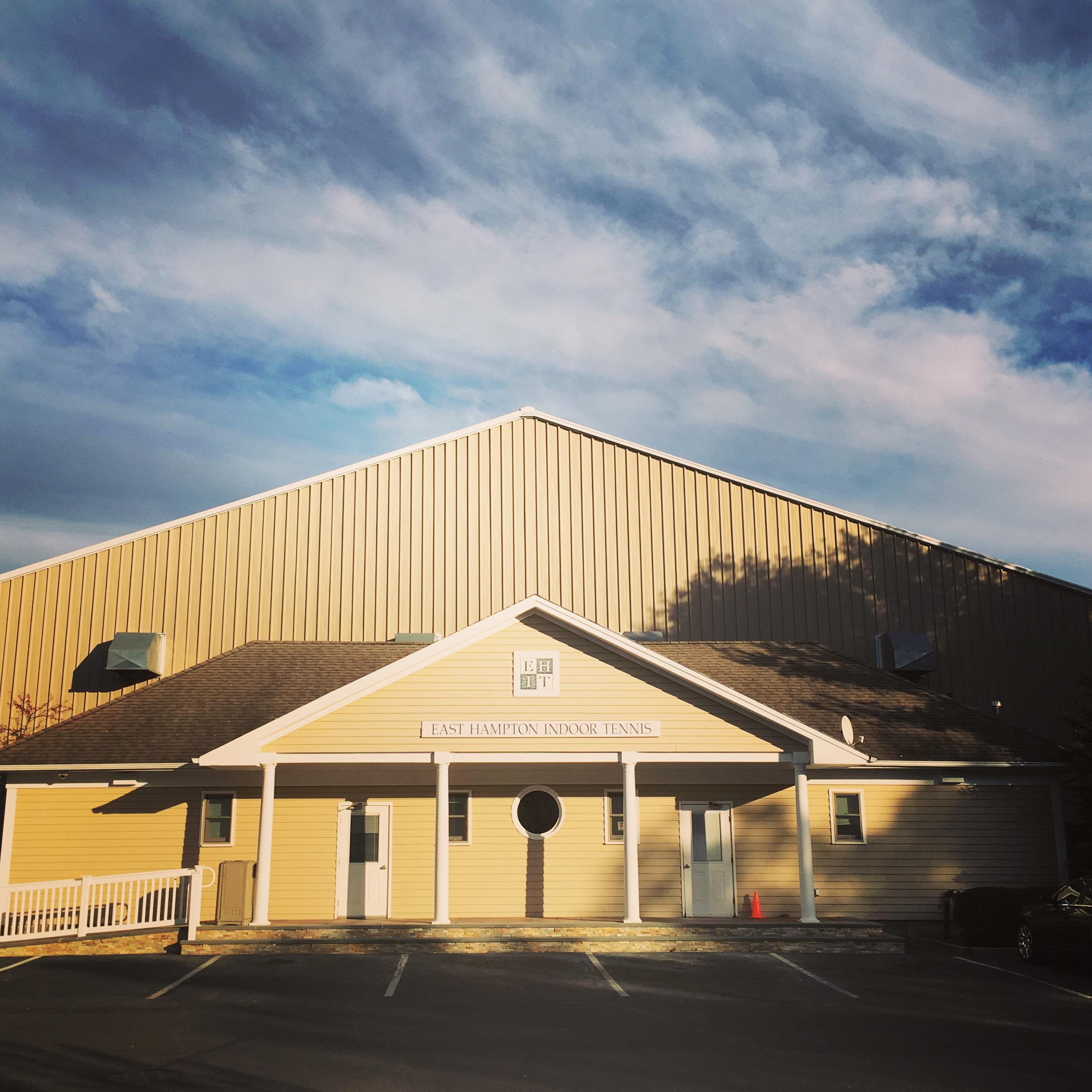 East Hampton Indoor Tennis - Tennis Club - East Hampton, NY