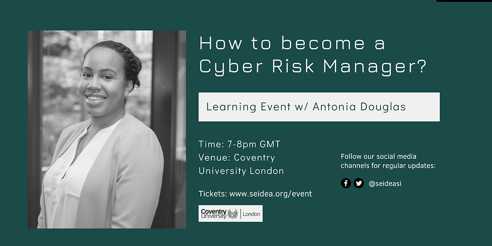 Learning Table: How to become a Cyber Risk Manager?