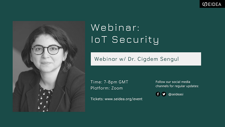 Webinar: IoT Security