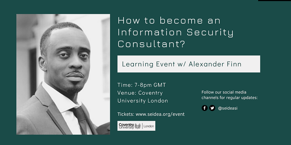 Learning Table: How to become an Information Security Consultant?