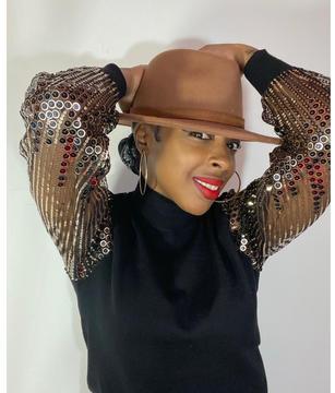 Entertainment Journalist/Host, Bashiyra Atiya
