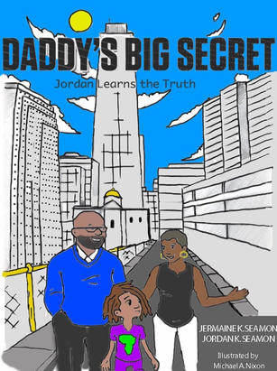 Daddy's Big Secret Book