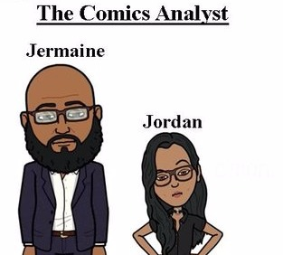 Comics Analysts Blog - Dynamic Duo