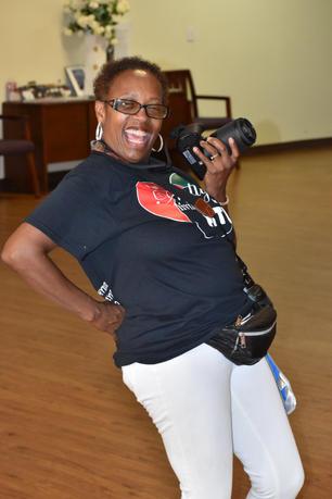 Photographer, Lucretia Meadows