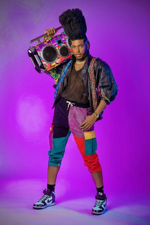Actor/Dancer, Jordan Wooding