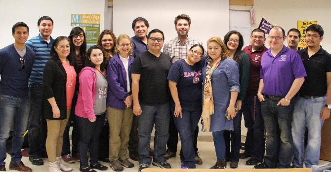 Harvard Professor Visits RGV to Discuss Quality Math Instruction