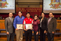 Cohort III members recognized