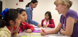 Girls Engaged in Mathematics