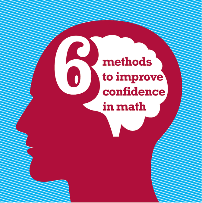 6 Methods to Improve Confidence in Math