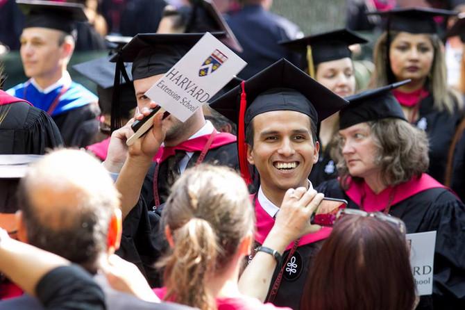 Congratulations Cohort 1 Harvard Graduates!