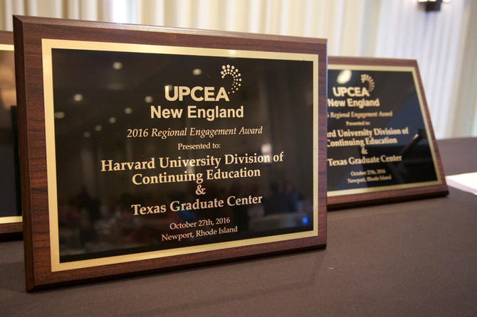 UPCEA award recognizes TGC's MATHTEACH Collaborative partnership with Harvard Extension School